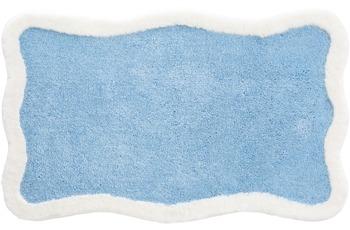 GRUND , Badteppich, TUTTI 4272 bleu-offwhite