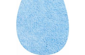 GRUND WC-Deckelbezug hellblau 47x50 cm