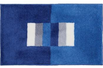 GRUND , Badteppich, CAPRI 133 blau