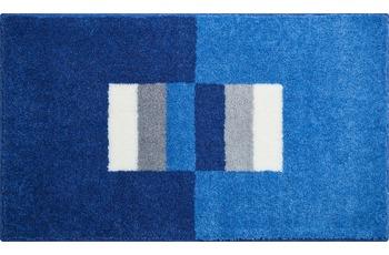 GRUND Badteppich Linea Due CAPRICIO, blau