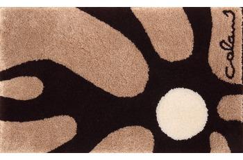 Colani 12 Badteppich beige 70x120 cm