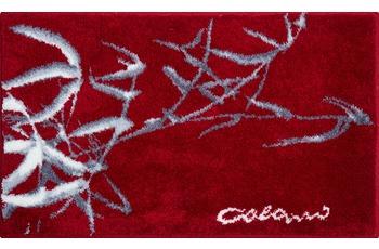 Colani 23 Badteppich rot 60x100 cm