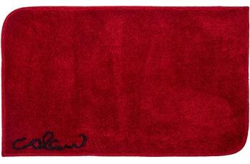 Colani 40 Badteppich rot 60x100 cm