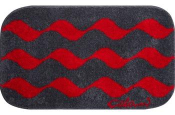 Colani 41 Badteppich rot 60x100 cm