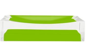 GRUND Seifenablage CUBE, grün 11x7x3 cm