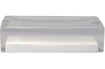 GRUND Seifenablage CUBE, weiss 11x7x3 cm