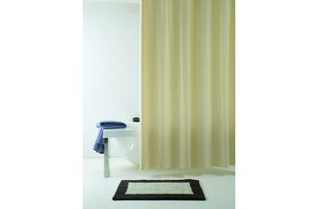 GRUND Duschvorhang Allura beige