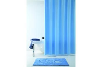 GRUND Duschvorhang Allura blau
