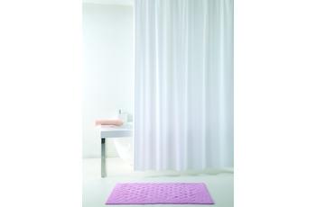 GRUND Duschvorhang Allura weiß