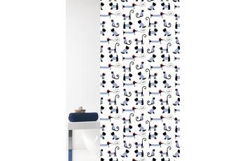 GRUND Duschvorhang Hello! multicolor 180x200 cm