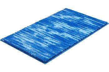GRUND FANCY Badteppich blau