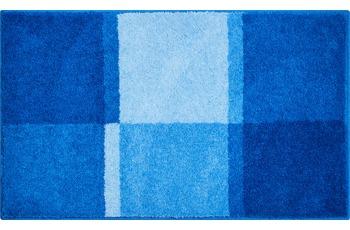GRUND FANTASIE Badteppich blau