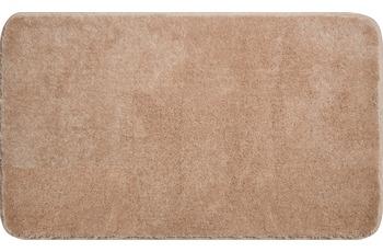 GRUND Badteppich Linea Due FANTASTIC, beige 80x140 cm