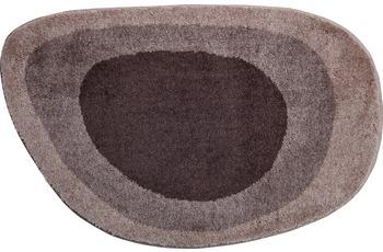 GRUND LAKE Badteppich braun 60x90 cm