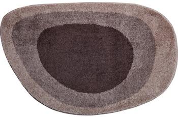 GRUND LAKE Badteppich braun 50x75 cm