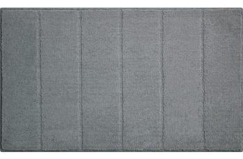 GRUND LEVIO Badteppich anthrazit 60 x 100 cm
