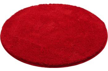 GRUND LEX Badteppich rubin 100 cm rund