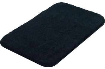 GRUND LEX Badteppich schwarz 80 x 140 cm
