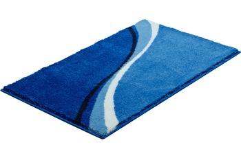 GRUND LUCA Badteppich blau 60x100 cm