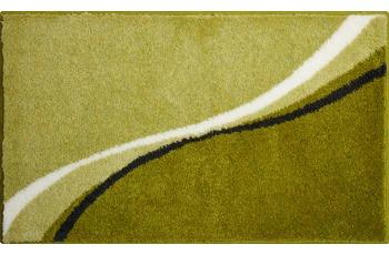GRUND LUCA Badteppich grün