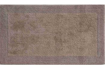 GRUND LUXOR Badteppich taupe 60 x 100 cm