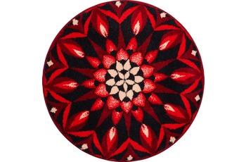 GRUND Mandala ERKENNTNIS rot 80 cm rund