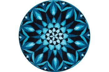 GRUND Mandala ERKENNTNIS blau 80 cm rund