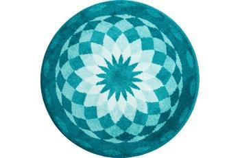 GRUND Mandala GARTEN DER STILLE grün 80 cm rund