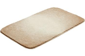 GRUND MOON Badteppich beige 47x50 cm Deckelbezug