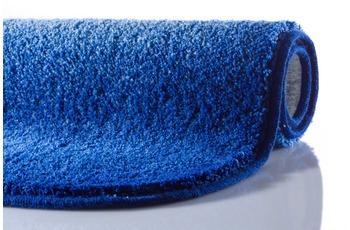GRUND MOON Badteppich blau 47x50 cm Deckelbezug