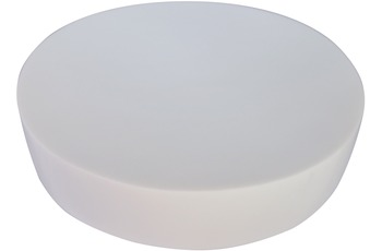 GRUND Seifenablage PICCOLO, weiss 10,4x10,4x2,5 cm