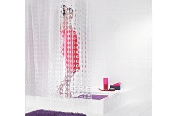 GRUND Duschvorhang PRISMA transparent