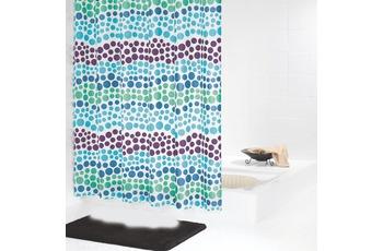 GRUND Duschvorhang PUNTI grün-blau