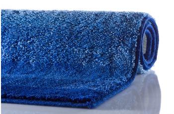 GRUND RIALTO Badteppich blau 47x50 cm Deckelbezug