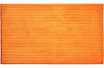 GRUND RIFFLE Badteppich orange