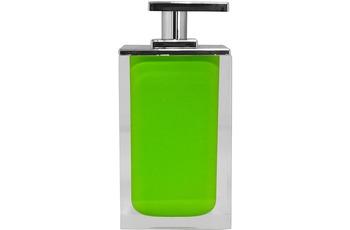 GRUND Seifenspender CUBE grün 7x7x14 cm