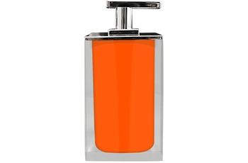 GRUND Seifenspender CUBE orange 7x7x14 cm
