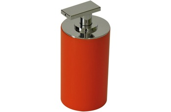 GRUND Seifenspender PICCOLO orange 7x7x15,5 cm