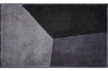 GRUND SHI Badteppich anthrazit 47x50 cm Deckelbezug