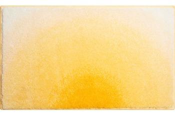 GRUND SUNSHINE Badteppich gelb