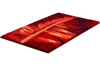 GRUND TROPICAL Badteppich Rubin 60 x 100 cm