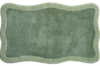 GRUND TUTTI Badteppich grün 60x100 cm