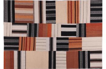handgewebter Teppich MASH UP 2029 multi gemustert