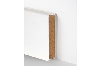 Hometrend Cubu Flex Life 40, 40 X 12,6mm, Weiss, 10*2,5m, Paketinhalt 2,5 m