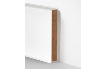 Hometrend Cubu Flex Life 80, 80 X 12,6mm, Weiss, 10*2,5m, Paketinhalt 2,5 m