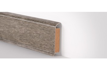 Döllken Ep60 Frb.2382 Eiche Gekalkt Grau 250 cm lang, Paketinhalt 2,5 m