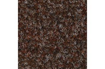 ilima Kunstrasen 200/ 400 cm breit mit Noppen/ Nadelvlies - Braun