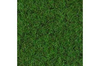 ilima Kunstrasen 200/ 400 cm breit mit Noppen/ Nadelvlies - Moosgrün