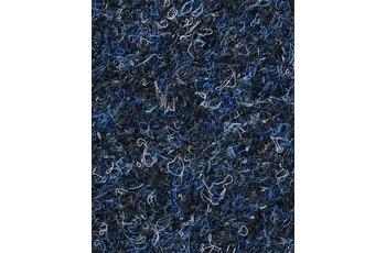 Hometrend Nadelfilz, Twist, 200/ 400 cm breit, Dunkelblau