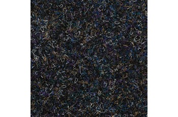 Hometrend Nadelfilz, Twist, 200/ 400 cm breit, Schwarz-bunt
